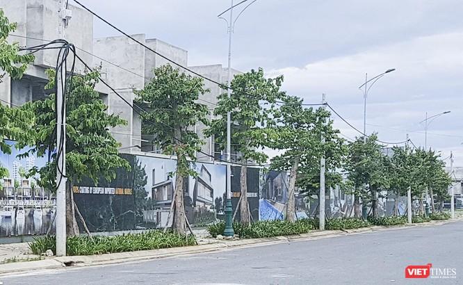 Đà Nẵng: Đình chỉ thi công 36 căn biệt thự của Đất Xanh Miền Trung tại khu đô thị Phú Mỹ An ảnh 1