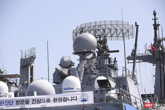 Đội tàu khu trục Hải quân Hàn Quốc chính thức thăm Đà Nẵng ảnh 18