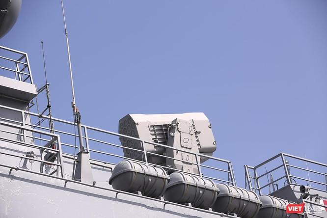Đội tàu khu trục Hải quân Hàn Quốc chính thức thăm Đà Nẵng ảnh 21