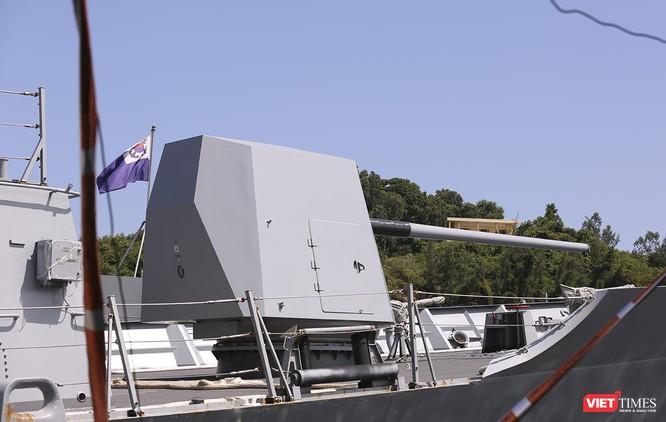 Đội tàu khu trục Hải quân Hàn Quốc chính thức thăm Đà Nẵng ảnh 22