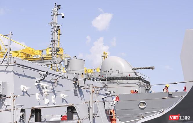 Đội tàu khu trục Hải quân Hàn Quốc chính thức thăm Đà Nẵng ảnh 23