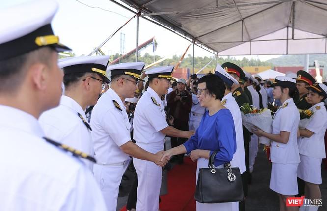 Đội tàu khu trục Hải quân Hàn Quốc chính thức thăm Đà Nẵng ảnh 25
