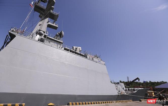 Đội tàu khu trục Hải quân Hàn Quốc chính thức thăm Đà Nẵng ảnh 8