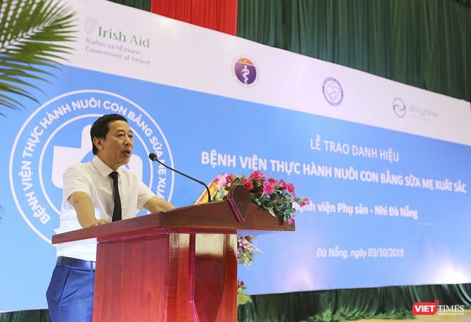 Bệnh viện Phụ sản – Nhi Đà Nẵng thành lập đơn vị Đào tạo - Nghiên cứu về Chăm sóc sơ sinh và Sữa mẹ ảnh 1
