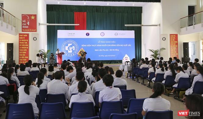Bệnh viện Phụ sản – Nhi Đà Nẵng thành lập đơn vị Đào tạo - Nghiên cứu về Chăm sóc sơ sinh và Sữa mẹ ảnh 2