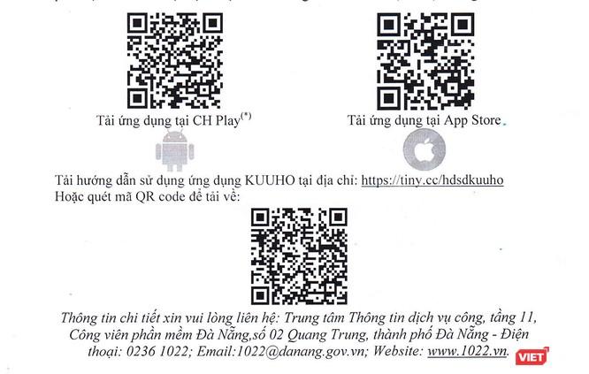 """Đà Nẵng: Đưa ứng dụng hỗ trợ cộng đồng """"KUUHO"""" vào phục vụ người dân ảnh 1"""