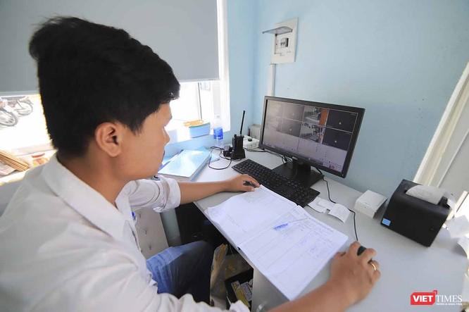 Bãi đỗ xe tô tô thông minh đầu tiên ở Đà Nẵng ảnh 6
