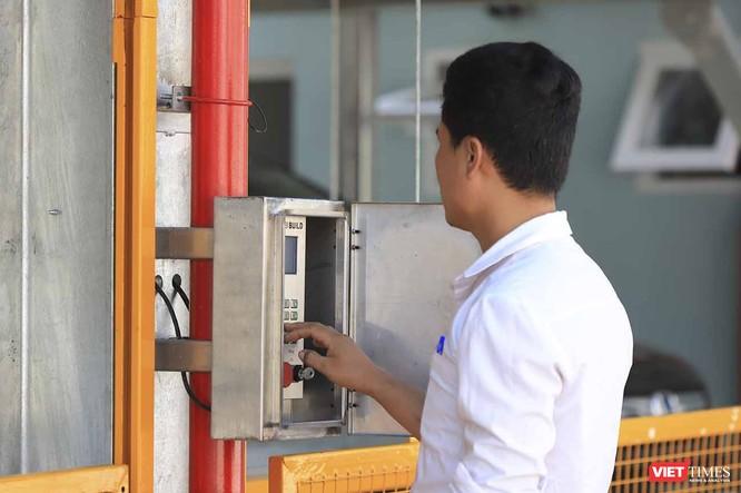 Bãi đỗ xe tô tô thông minh đầu tiên ở Đà Nẵng ảnh 8