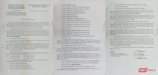 """Đà Nẵng: """"Xưng Tổng cục 2"""" nhắn tin dọa, yêu cầu Trưởng Ban hủy thầu ảnh 1"""