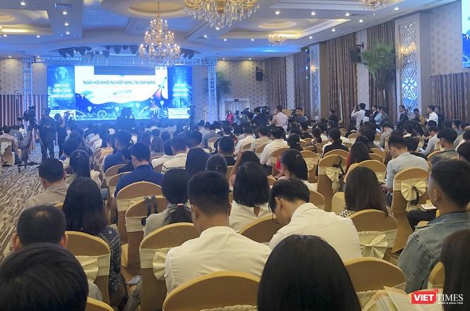 Hơn 2.000 người tham dự khai mạc Ngày hội khởi nghiệp sáng tạo Đà Nẵng-SURF 2019 ảnh 1