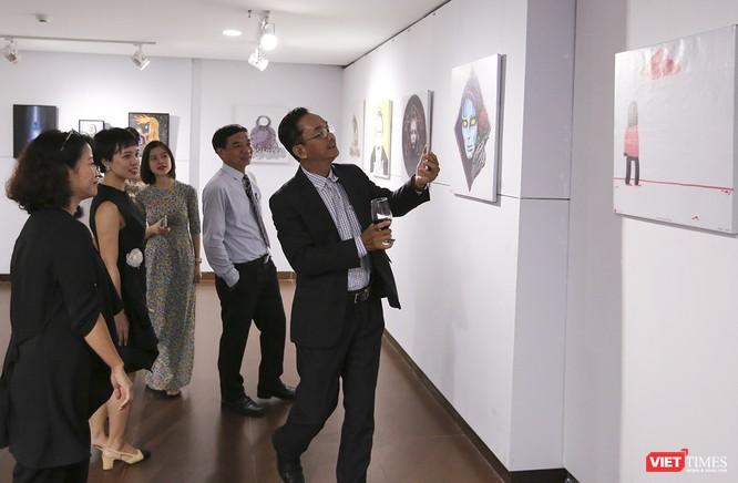 Ảnh: Thú vị với tranh AR tại triển lãm nghệ thuật người nước ngoài Đà Nẵng 2019 ảnh 10