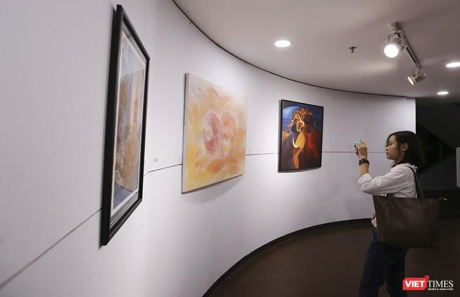 Ảnh: Thú vị với tranh AR tại triển lãm nghệ thuật người nước ngoài Đà Nẵng 2019 ảnh 13
