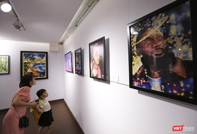 Ảnh: Thú vị với tranh AR tại triển lãm nghệ thuật người nước ngoài Đà Nẵng 2019 ảnh 16
