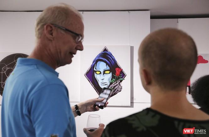 Ảnh: Thú vị với tranh AR tại triển lãm nghệ thuật người nước ngoài Đà Nẵng 2019 ảnh 12