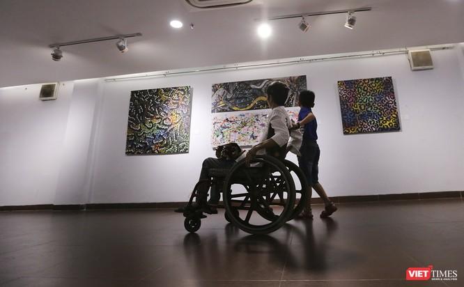 Ảnh: Thú vị với tranh AR tại triển lãm nghệ thuật người nước ngoài Đà Nẵng 2019 ảnh 17