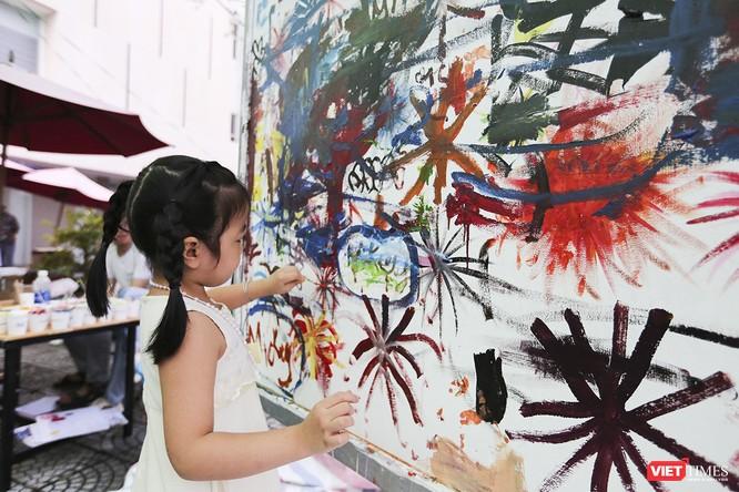 Ảnh: Thú vị với tranh AR tại triển lãm nghệ thuật người nước ngoài Đà Nẵng 2019 ảnh 3