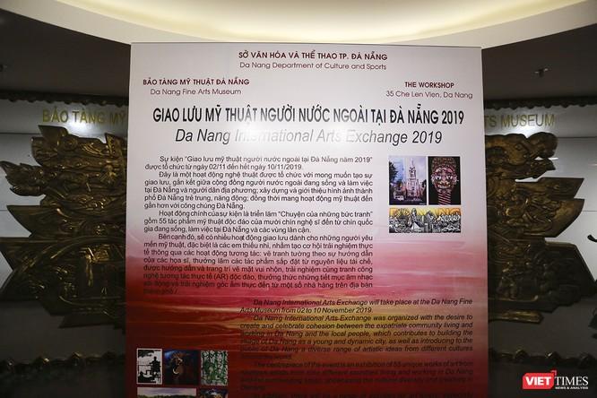 Ảnh: Thú vị với tranh AR tại triển lãm nghệ thuật người nước ngoài Đà Nẵng 2019 ảnh 4