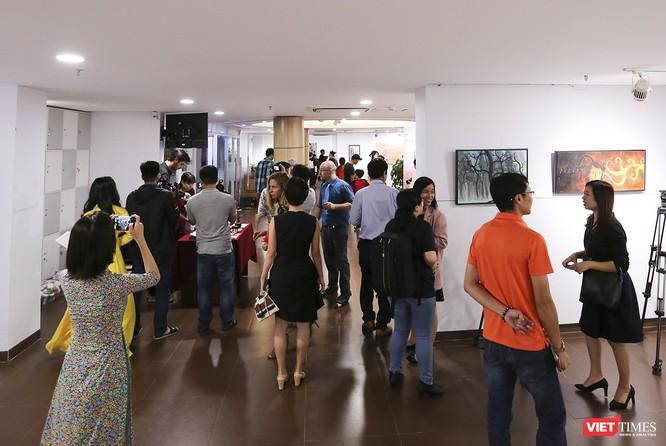 Ảnh: Thú vị với tranh AR tại triển lãm nghệ thuật người nước ngoài Đà Nẵng 2019 ảnh 6