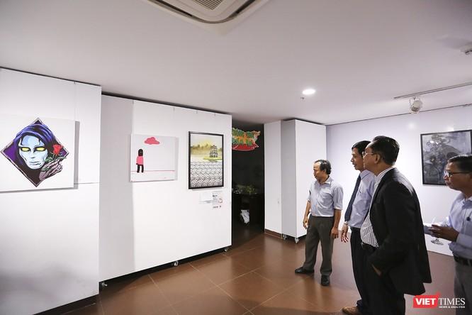 Ảnh: Thú vị với tranh AR tại triển lãm nghệ thuật người nước ngoài Đà Nẵng 2019 ảnh 9