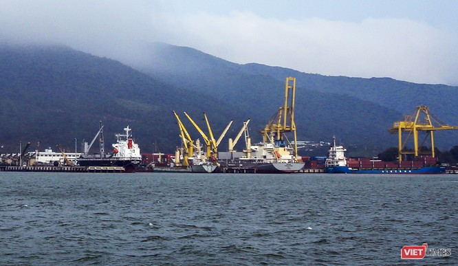 """Đà Nẵng: Vẫn chưa có """"cái kết"""" cho việc xây cảng Liên Chiểu ảnh 2"""