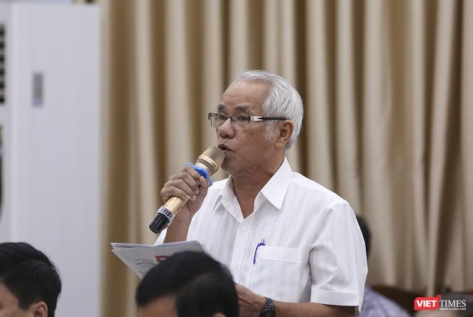 Chủ tịch Đà Nẵng: Quyết tâm triển khai cảng Liên Chiểu ảnh 2