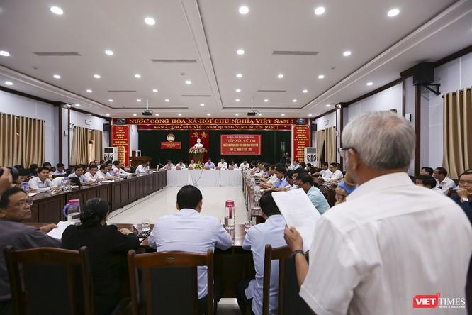 Chủ tịch Đà Nẵng: Quyết tâm triển khai cảng Liên Chiểu ảnh 1