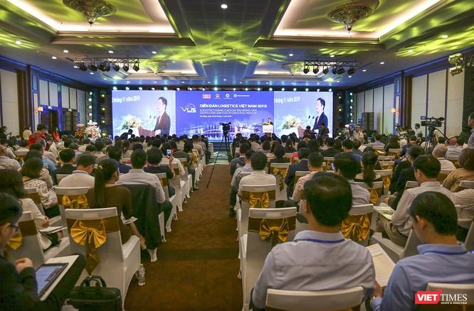 Việt Nam tăng trưởng nhanh về chỉ số hoạt động Logistics trong chuỗi toàn cầu ảnh 1