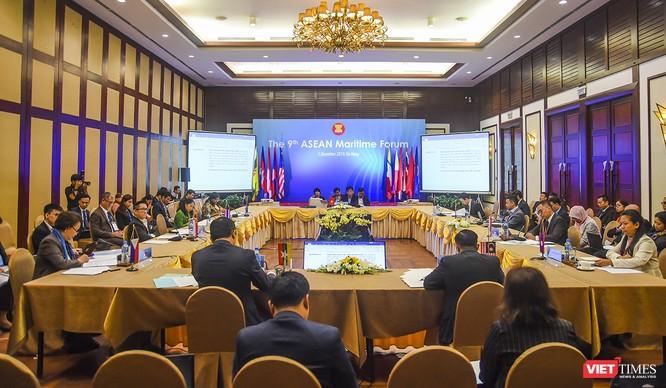 Đà Nẵng: Diễn đàn Biển ASEAN lần thứ 9 chính thức khai mạc ảnh 1
