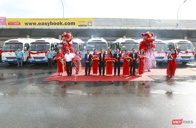 Đà Nẵng đưa tuyến xe buýt liên tỉnh Đà Nẵng – Huế vào hoạt động ảnh 1