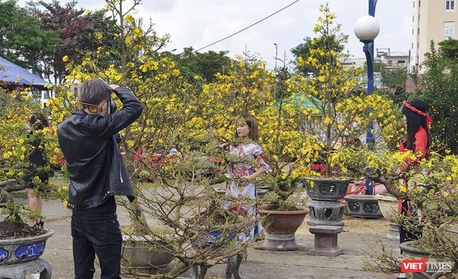 Ảnh: Rộn ràng chợ hoa xuân Đà Nẵng ảnh 19