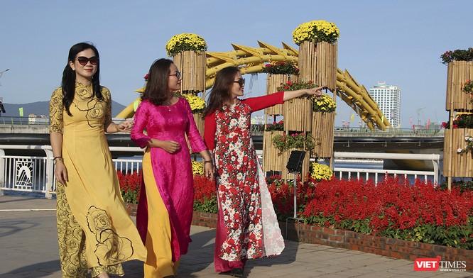 Đà Nẵng: Đến đường hoa Bạch Đằng, thấy Tết Canh Tý đang về rất gần ảnh 13