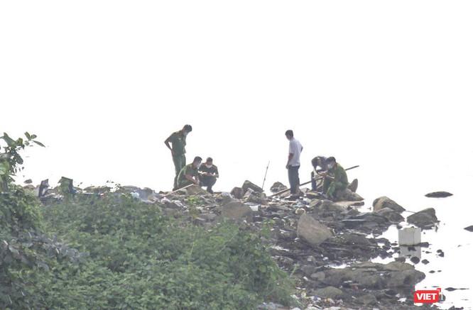 Đà Nẵng: Phát hiện xác người trong va li thả trôi trên sông Hàn ảnh 1