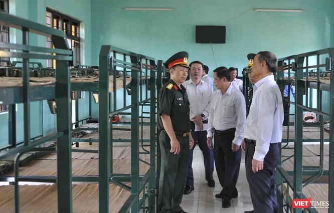 Đà Nẵng: Sẵn sàng tiếp nhận và cách ly 250 công dân từ vùng dịch trở về ảnh 2