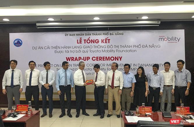 Xe buýt TMF đã nâng cao ý thức sử dụng phương tiện giao thông công cộng ở Đà Nẵng ảnh 1