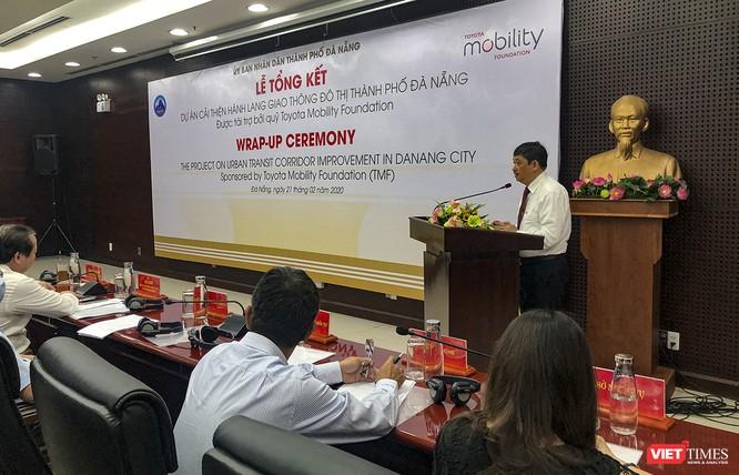 Xe buýt TMF đã nâng cao ý thức sử dụng phương tiện giao thông công cộng ở Đà Nẵng ảnh 2
