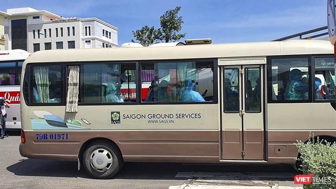 Cập nhật tiếp việc đón 80 người từ Hàn Quốc về Đà Nẵng: Khách Hàn Quốc lưỡng lự chưa chịu cách ly tại bệnh viện ảnh 5