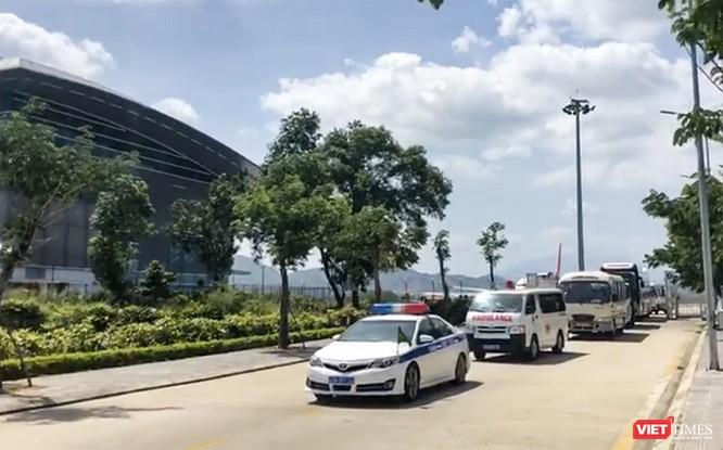 Cập nhật tiếp việc đón 80 người từ Hàn Quốc về Đà Nẵng: Khách Hàn Quốc lưỡng lự chưa chịu cách ly tại bệnh viện ảnh 2