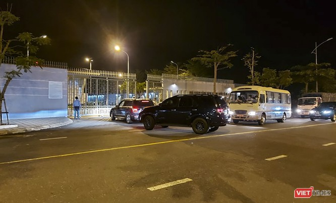 Mới nhất: Đoàn khách Hàn Quốc đến Đà Nẵng đã lên máy bay về nước ảnh 1