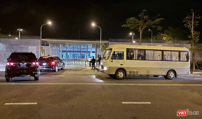 Mới nhất: Đoàn khách Hàn Quốc đến Đà Nẵng đã lên máy bay về nước ảnh 2