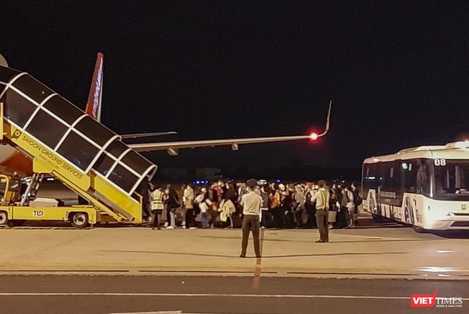 Ca người Việt bị sốt đi cùng 80 người từ Hàn Quốc đến Đà Nẵng bây giờ ra sao? ảnh 2
