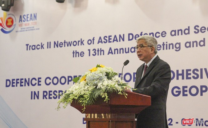 Khai mạc Hội nghị Mạng lưới các viện nghiên cứu quốc phòng và An ninh ASEAN ảnh 1