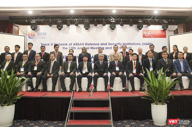 Khai mạc Hội nghị Mạng lưới các viện nghiên cứu quốc phòng và An ninh ASEAN ảnh 2