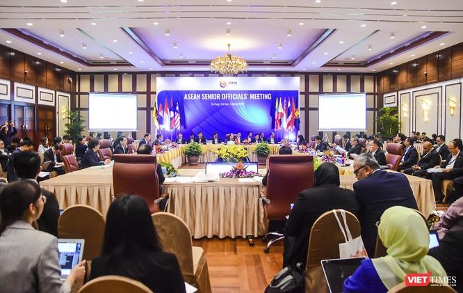 Đà Nẵng: Khai mạc Hội nghị Quan chức Cao cấp ASEAN ảnh 1