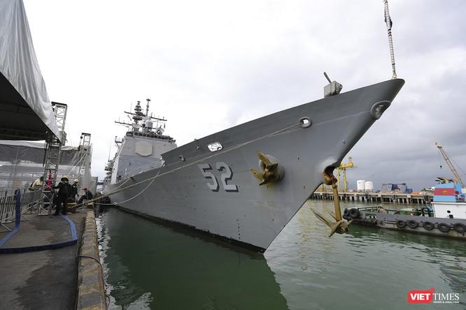 Toàn cảnh chuyến thăm của đội tàu USS Theodore Roosevelt (CVN-71) ở Đà Nẵng ảnh 44