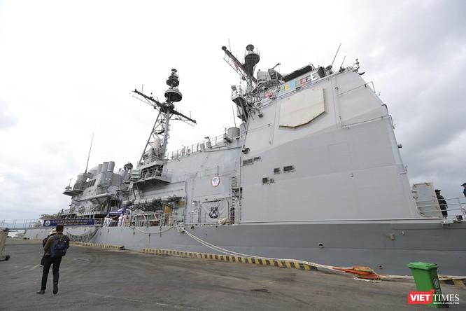 Toàn cảnh chuyến thăm của đội tàu USS Theodore Roosevelt (CVN-71) ở Đà Nẵng ảnh 45
