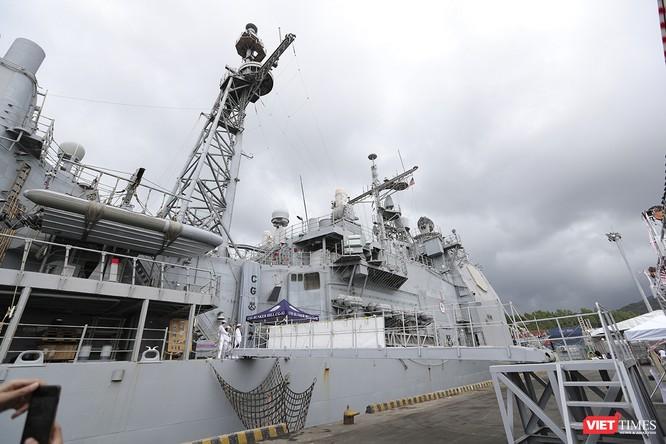 Toàn cảnh chuyến thăm của đội tàu USS Theodore Roosevelt (CVN-71) ở Đà Nẵng ảnh 46