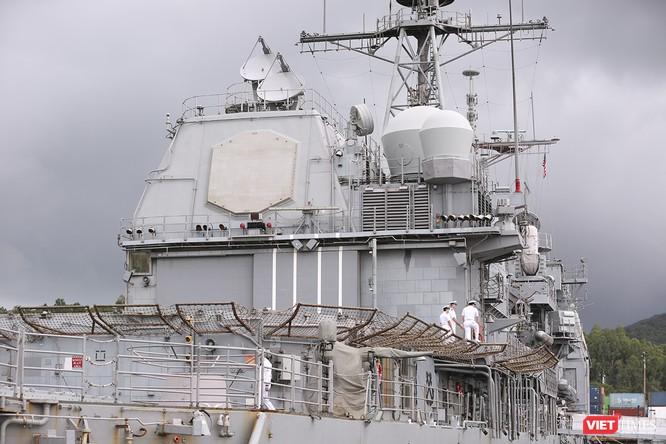 Toàn cảnh chuyến thăm của đội tàu USS Theodore Roosevelt (CVN-71) ở Đà Nẵng ảnh 49