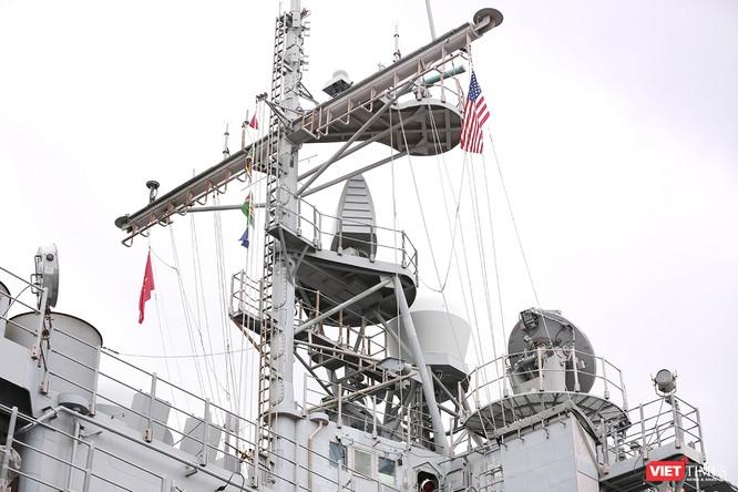 Toàn cảnh chuyến thăm của đội tàu USS Theodore Roosevelt (CVN-71) ở Đà Nẵng ảnh 51
