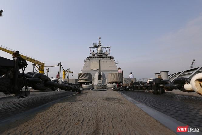 Toàn cảnh chuyến thăm của đội tàu USS Theodore Roosevelt (CVN-71) ở Đà Nẵng ảnh 53