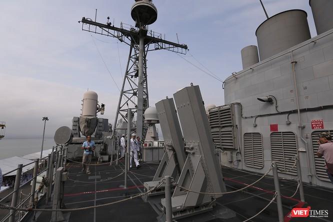 Toàn cảnh chuyến thăm của đội tàu USS Theodore Roosevelt (CVN-71) ở Đà Nẵng ảnh 52